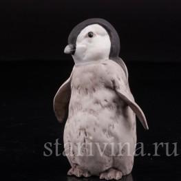 Фигурка из фарфора Пингвиненок Alka Kaiser, Германия, до 1990 г.
