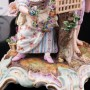 Фарфоровый подсвечник Аллегория Весны Meissen, Германия, сер. 19, нач. 20 века.